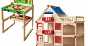 from mon 16th nov dolls house 2 in 1 tool bench other wooden toys lidl