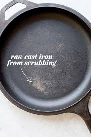 If your rust is a lot more severe, your cast iron can still be saved. You  can try using elbow grease at home by scrub, scrub, scrubbing with steel ...