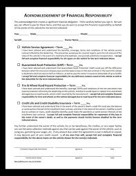 owner responsibility form acknowledgement of financial responsibility form reahard associates
