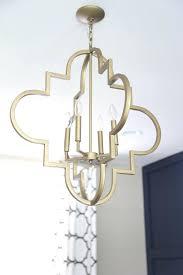 brushed gold light fixture fittings