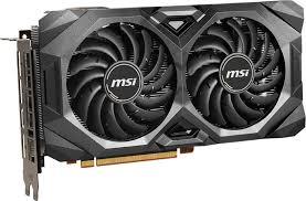 Обзор <b>видеокарты MSI Radeon RX</b> 5700 Mech GP OC (8 ГБ)