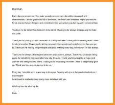 4 5 Letter To Husband Programformat Com