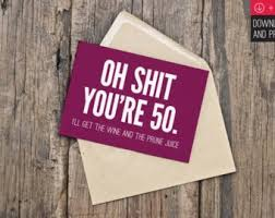 21st Birthday Card Funny Birthday Instant Download Etsy
