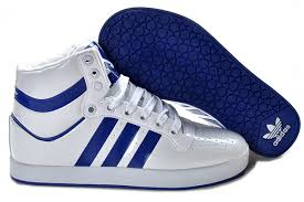 adidas shoes blue and white. latest adidas originals high top shoes (white blue) women blue and white s