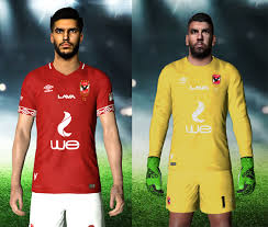 Al ahly have won a record 39 national titles, 36 national cups and 9 national super cups making al ahly the most decorated club in egypt. Al Ahly Sc Kits For Pes 2017 By Jooh 74 Pes Patch
