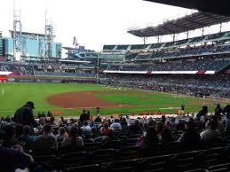 Suntrust Park Section 135 Home Of Atlanta Braves