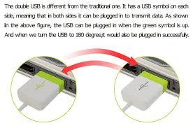 usb plug goes both ways yanko design Usb Plug Diagram Usb Plug Diagram #93 usb plug wiring diagram