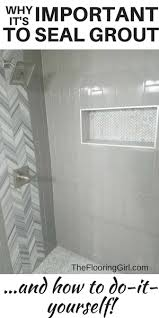 how to apply grout sealer yourself how important is it to use grout sealer