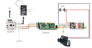 esc wiring diagram chinese brushed esc wiring instructions rcu fpv wiring diagrams archive fpv out the interference
