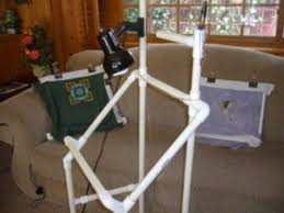 The 16 best images about Quilting frames on Pinterest | Pvc pipes ... & My Tool – The Stand I Use. Cross Stitch FramesQuilting ... Adamdwight.com