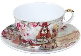 <b>Чайная</b> пара Rosenberg RCE-255003-<b>Dog</b>