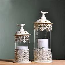 Online Get Cheap Oil Candle Holder -Aliexpress.com   Alibaba Group Glass  Metal Candle Holder Hollow Bird European Romantic Fragrance Oil Burner  Candle ...