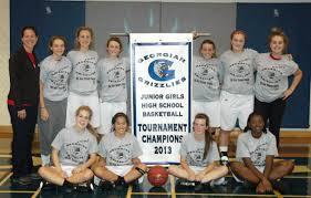 high school girls basketball take centre stage at n college high school junior champions northern collegiate sarnia