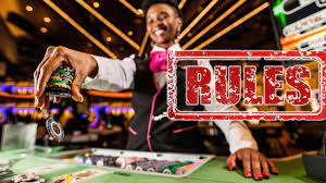 Unspoken Rules You Should Know About Before Gambling in a Casino