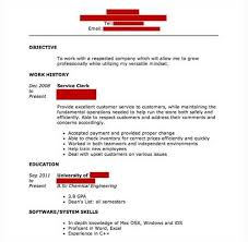 how to improve my resume