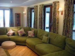 Green Sofas And Eco Friendly Furniture : Magnificent Artistic Green Sofas  Floral Decoration Design Ideas ...