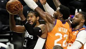 NBA Playoffs: Clippers stellen Booker und Paul kalt - L.A. verkürzt auf 1-2  gegen die Phoenix Suns