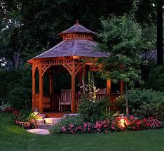 garden gazebo. 32 Garden Gazebos For Creating Your Refuge Gazebo D