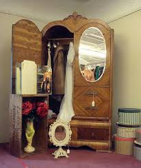 armoire furniture antique. An Antique Armoire In Furniture Store L