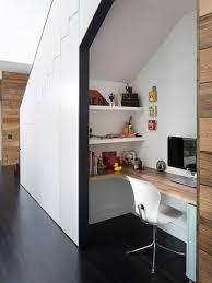 Office In A Cupboard Houzz