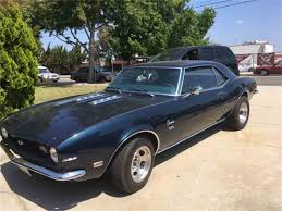 1968 Chevrolet Camaro SS for Sale on ClassicCars.com