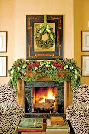 fireplace mantel lighting ideas. Cute Beautiful Christmas Mantels 14 Decorating Fireplace Mantel Tuscan Style Lighting Ideas