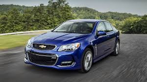 2016 Chevrolet SS Review - Top Speed