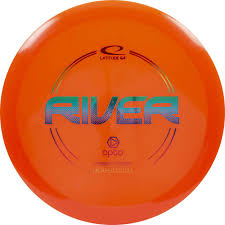 Disc Golf Driver Chart Latitude 64 Opto Line River Driver