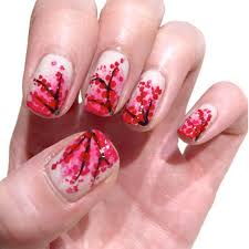 12 floral nail art ideas for Chinese New Year | Her World
