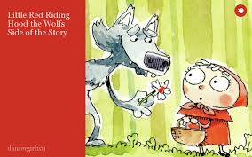 little red riding hood the wolfs side of the story by little red riding hood the wolfs side of the story by dancergirl101 storybird