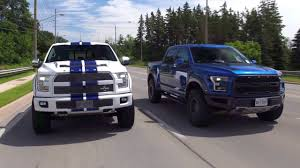 2018 ford shelby raptor. delighful raptor 2017 ford raptor vs 700hp shelby f150 review  yuri and jakub go for a drive and 2018 ford shelby raptor
