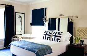 Blue And White Bedroom Decor Blue And White Bedroom Navy Blue ...