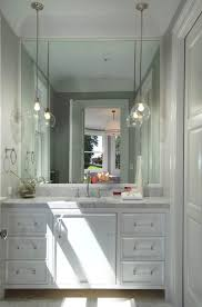 Hanging Bathroom Lights 42 Fabulous Bathroom Lighting Ideas Bathroom Pendant