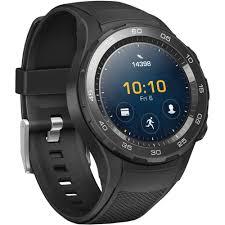 huawei smartwatch. huawei watch 2 sport smartwatch (carbon black)
