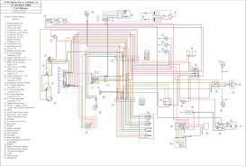 manuals 850 le mans wiring diagram lm 2