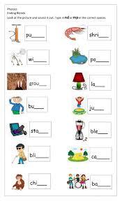 Consonant blends in phonics section. Phonics Ending Blends Worksheet