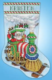 Cross Stitch Stocking Patterns Magnificent Cross Stitch Kits Stockings