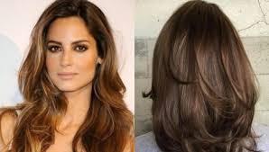 Strih Vlasov Ktorý Dodáva Objem Dlhým Vlasom 44 Fotografií Ako