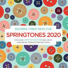 Limited Edition Fiber Reactive Springtones For 2020