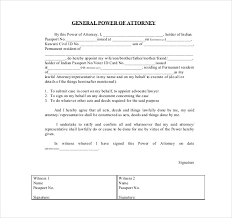 Court Document Templates Power Of Attorney Template 14 Free Word Excel Pdf Documents