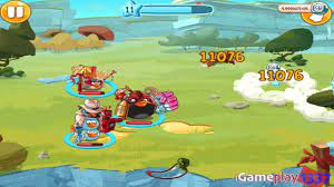 ANGRY BIRDS EPIC: Eastern Cobalt Plateaus 6 - Walkthrough for iPhone / iPad  / Android #87 - YouTube