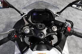 2018 suzuki 250r. simple 250r a look at the cockpit of 2018 suzuki gsx250r on suzuki 250r t