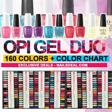 Dnd Gel Color Chart Dnd Gel Combo 307 Colors Full Line 401 To 710 Free