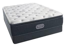 beautyrest pillow. Simmons Beautyrest Silver Open Seas Plush Pillow Top Mattress 2