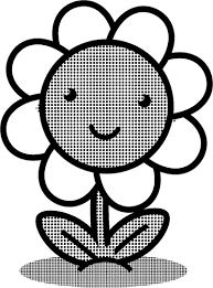 かわいい花のイラストかわいいフリー素材無料イラスト素材のプチッチ