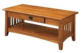 craftsman coffee tables