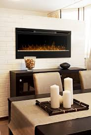 Small Picture 23 best Contemporary In Wall Electric Fireplaces images on