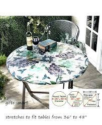 rectangle patio table umbrella tablecloth patio tablecloth round outdoor tablecloth home design ideas pictures