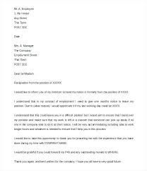 Rental Termination Letter Sample Rental Termination Letters Landlord ...