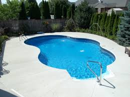 We build and install custom inground pools! Add custom lighting effects,  fencing, fountains